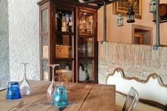 Sala interna cucina emiliana