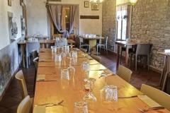 Sala per tavolate compagnie